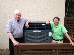 Sarasota Heat Pump Installation
