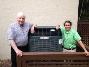Sarasota Heat Pump Installation