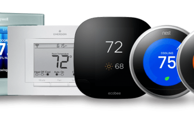 Smart Thermostats – Things to Consider in 2019